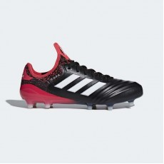 Adidas Copa 18.1 Firm Ground Cleats Soccer Cleats Mens Core Black/White CM7663