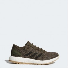 Adidas Pureboost All Terrain Running Shoes Mens Trace Cargo/Core Black S80784