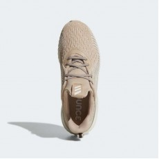 Adidas Alphabounce 1 Running Shoes Womens Ash Pearl/Legacy White AC6916
