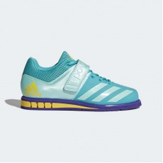 Adidas Powerlift.3.1 Weightlifting Shoes Womens Energy Blue BY8890