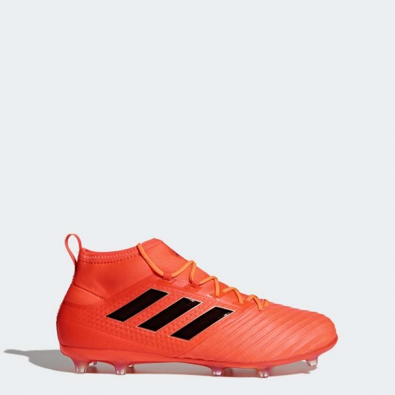 Adidas Ace 17.2 Firm Ground Cleats Soccer Cleats Mens Solar Orange/Core Black/Solar Red BY2190