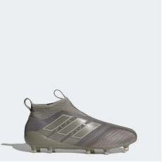 Adidas Ace 17+ Purecontrol Firm Ground Cleats Soccer Cleats Mens Dark Grey S77168