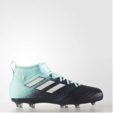 Adidas Ace 17.1 Firm Ground Cleats Soccer Cleats Kids Light Blue/Black S77040