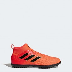 Adidas Ace Tango 17.3 Turf Soccer Cleats Mens Solar Orange/Core Black/Solar Red BY2203