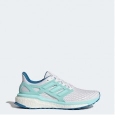 Adidas Energy Boost Running Shoes Womens White BB3458