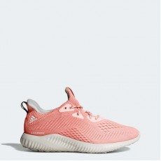 Adidas Alphabounce Em Running Shoes Womens Icey Pink/Trace Pink BW1195