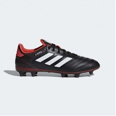 Adidas Copa 18.2 Firm Ground Cleats Soccer Cleats Mens Core Black/White CP8953