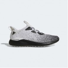 Adidas Alphabounce Ck Running Shoes Mens Core Black/White CQ0406