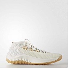 Adidas Dame 4 Basketball Shoes Mens White BY4496