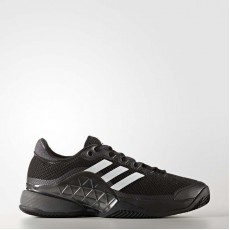 Adidas Barricade 2017 Clay Tennis Shoes Mens Core Black/Night/White BY1629