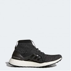 Adidas Ultraboost X All Terrain Running Shoes Womens Core Black/Utility Black BY1677