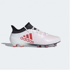 Adidas X 17.1 Firm Ground Cleats Soccer Cleats Mens White/Black CP9161