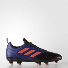 Adidas Ace 17.3 Firm Ground Cleats Soccer Cleats Womens Mystery Ink/Easy Coral/Black S77059