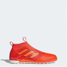 Adidas Ace Tango 17+ Purecontrol Indoor Soccer Cleats Mens Solar Red/Solar Orange/Core Black BY2226