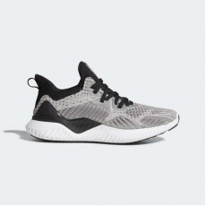 Adidas Alphabounce Beyond Running Shoes Kids White/Black DB1417