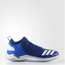 Adidas Icon Trainer Training Shoes Mens Collegiate Royal/White/Air Force Blue BY3303