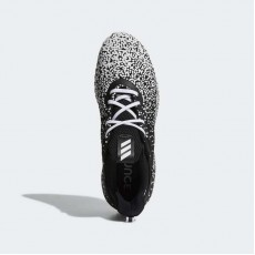 Adidas Alphabounce 1 Running Shoes Mens Core Black/White CQ0414