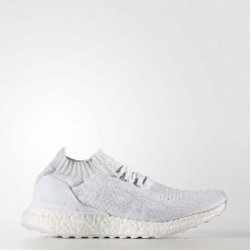 Adidas Ultraboost Uncaged Running Shoes Kids White/Crystal White BY2079