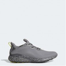 Adidas Alphabounce Em Ctd Running Shoes Mens Grey/White BW1224
