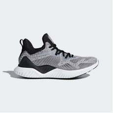 Adidas Alphabounce Beyond Running Shoes Womens White/Core Black DB1118