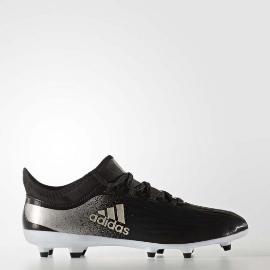 Adidas X 17.2 Firm Ground Cleats Soccer Cleats Womens Core Black BA8563