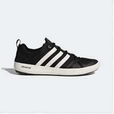 Adidas Terrex Climacool Boat Outdoor Shoes Mens Core Black/Chalk White BB1904