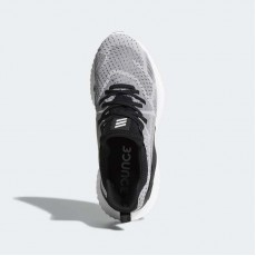 Adidas Alphabounce Beyond Running Shoes Mens White/Core Black DB1126