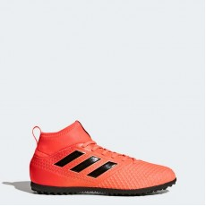 Adidas Ace Tango 17.3 Turf Soccer Cleats Kids Solar Red/Core Black/Warning BY2205