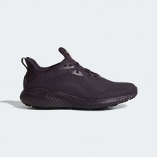 Adidas Alphabounce 1 Running Shoes Womens Charcoal Solid Grey/Core Black DA9960