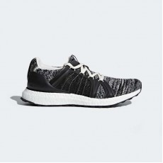 Adidas Ultraboost Parley Running Shoes Womens Core Black/Chalk White BB6264