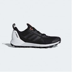 Adidas Terrex Agravic Speed W Outdoor Shoes Womens Core Black/White CM7587