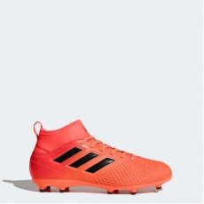 Adidas Ace 17.3 Firm Ground Cleats Soccer Cleats Kids Solar Orange/Black/Infrared BY2193
